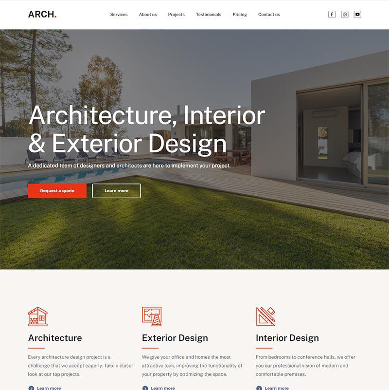 Architect bureau