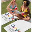 GoogleMeBeachTowel