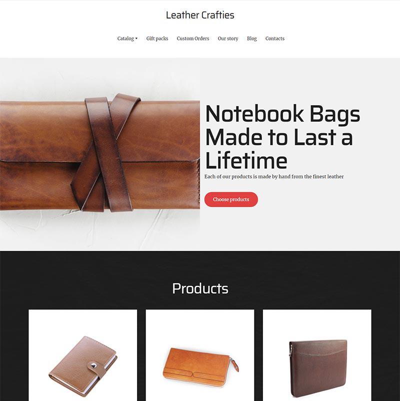 Craft Leather Shop