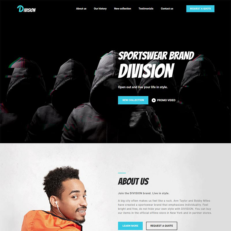 Sportswear Brand