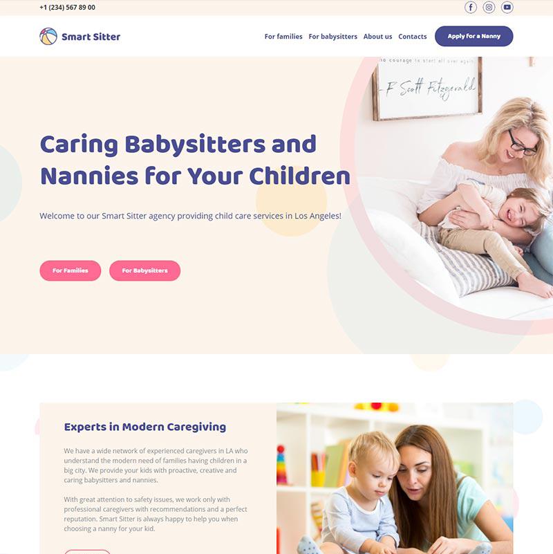 Babysitting agency