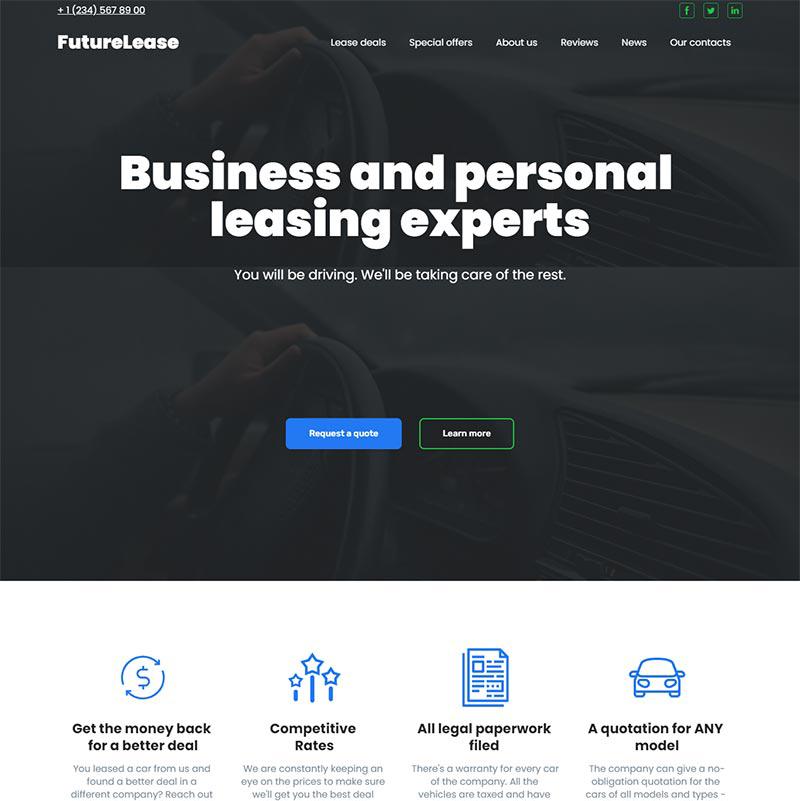 Car Leasing Company