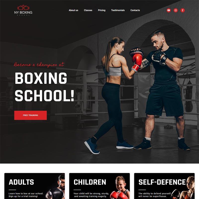 Boxing Club