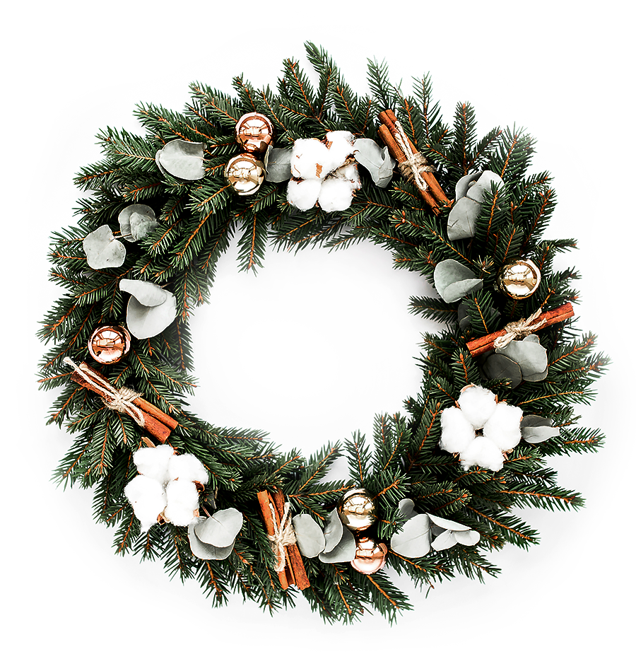 Cinnamon Wreath