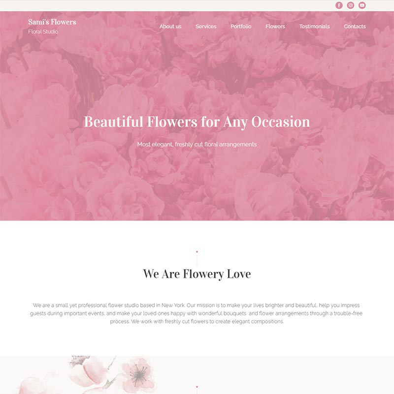 Floral Studio